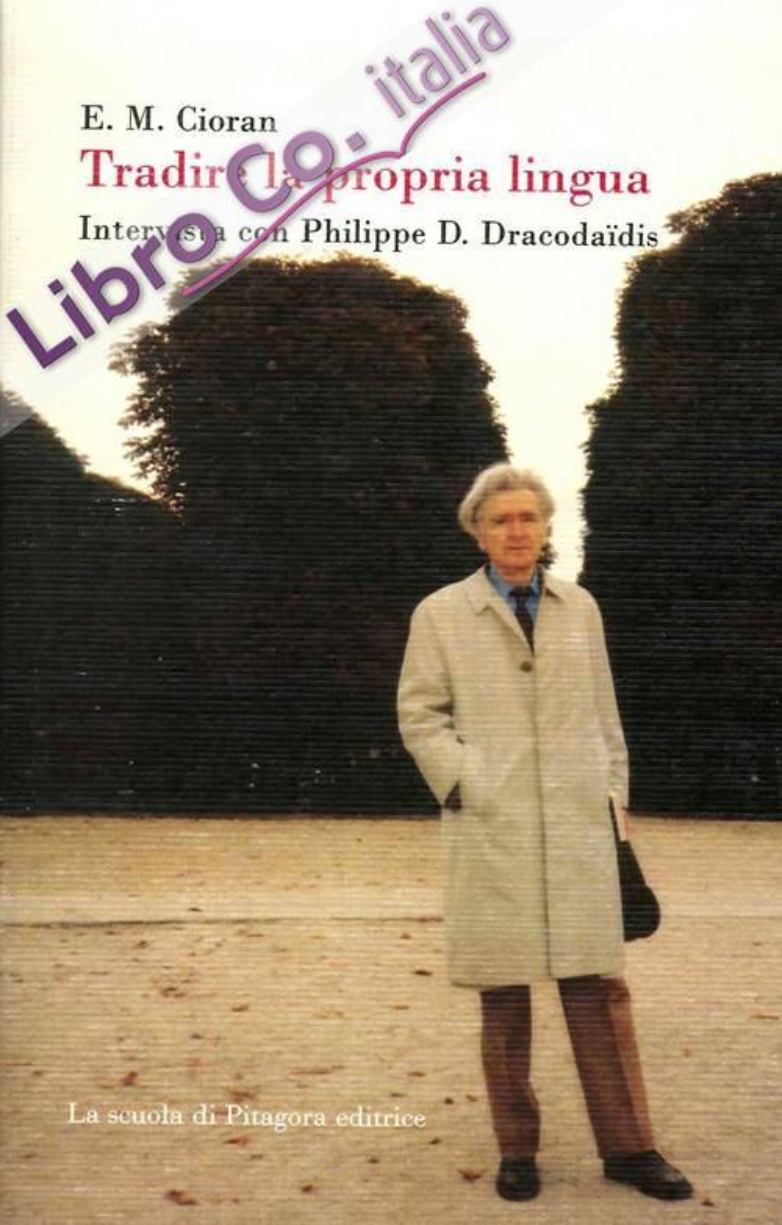Tradire la Propria Lingua. Intervista con Philippe D. Dracodaïdis.