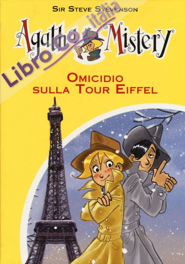 Omicidio sulla tour Eiffel.