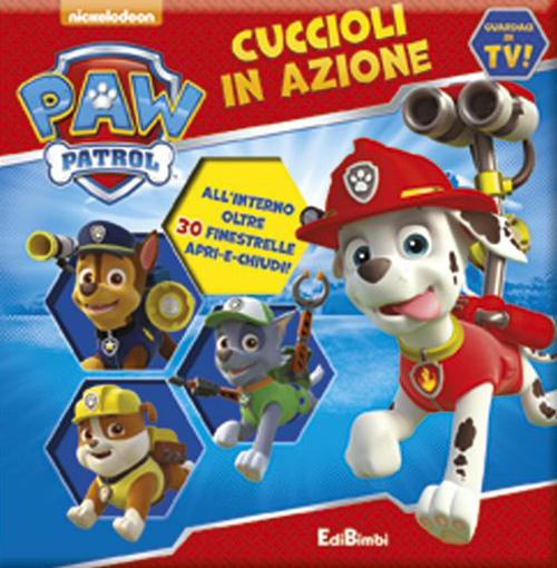 Cuccioli in azione. Paw Patrol