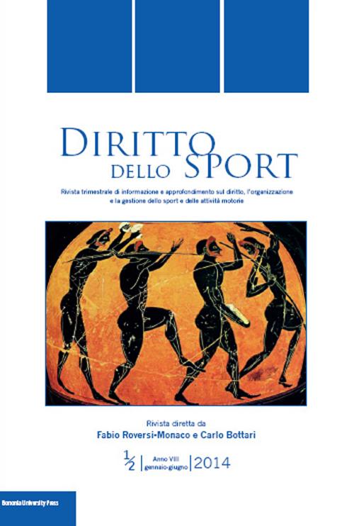 Diritto dello sport (2014) vol. 1-2