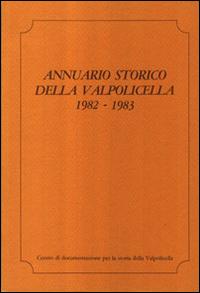 Annuario storico della Valpolicella 1982-1983