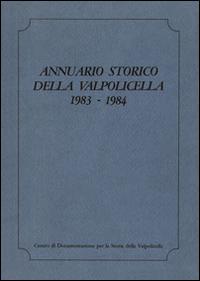 Annuario storico della Valpolicella 1983-1984