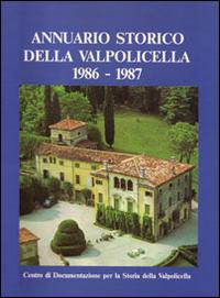 Annuario storico della Valpolicella 1986-1987