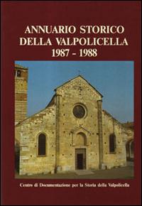 Annuario storico della Valpolicella 1987-1988