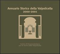 Annuario storico della Valpolicella 2000-2001