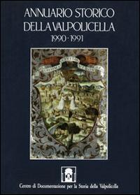 Annuario storico della Valpolicella 1990-1991