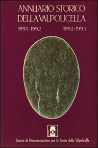 Annuario storico della Valpolicella 1991-1992, 1992-1993