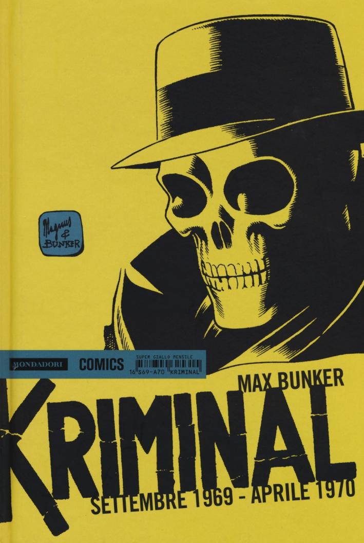 Kriminal. Vol. 16: Settembre 1969-aprile 1970
