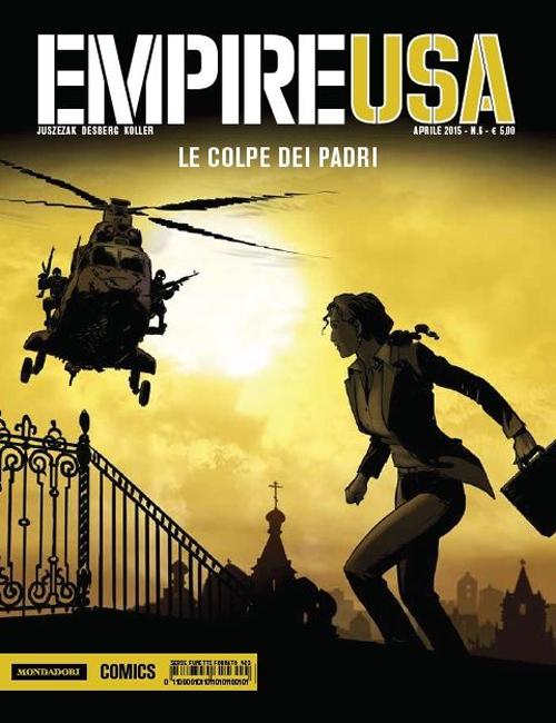 Le colpe dei padri. Empire USA. Vol. 6