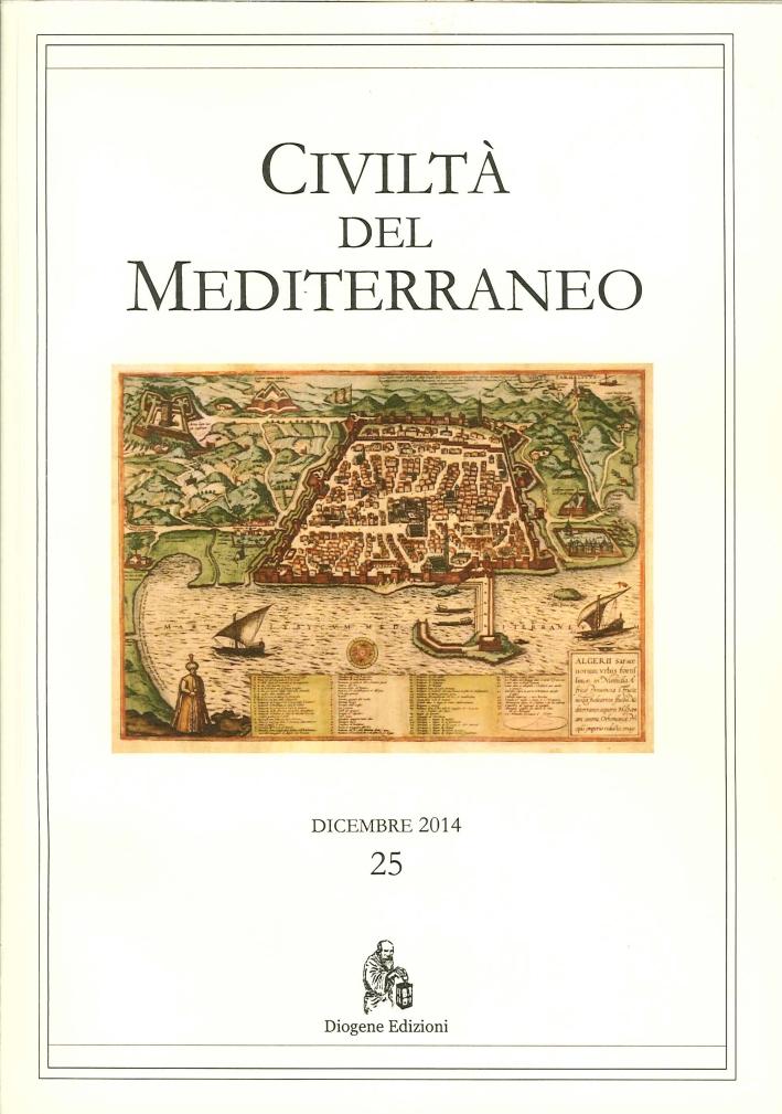 Civiltà del Mediterraneo. Dicembre 2014. 25