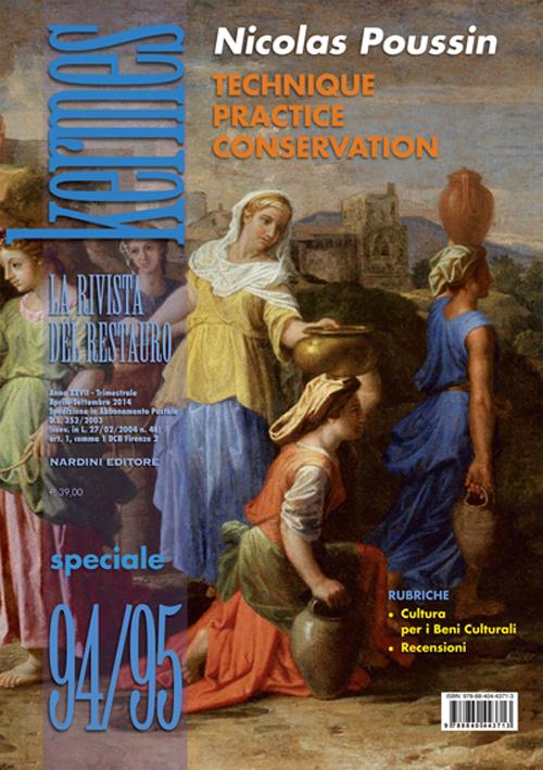 Kermes. La rivista del restauro vol. 94-95