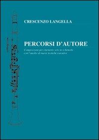 Percorsi d'Autore - Langella, Crescenzo