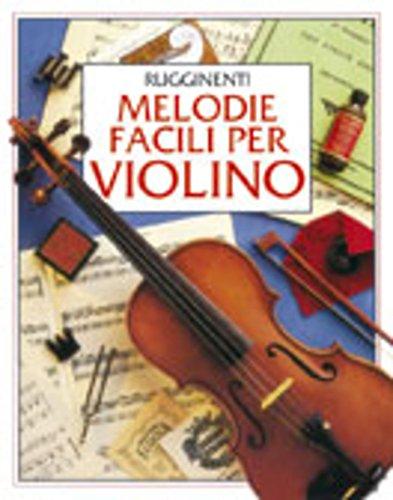 Melodie Facili per Violino - Mayes, Susan