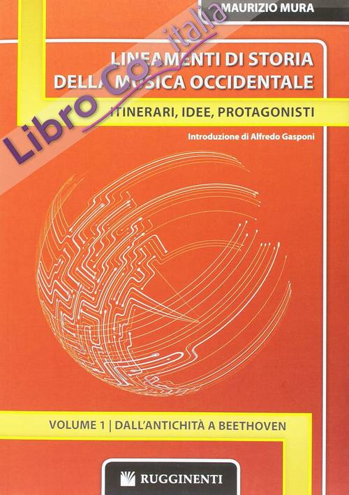 Lineamenti di storia della musica occidentale. Vol. 1