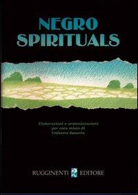 Negro Spirituals - Sanavio, Umberto