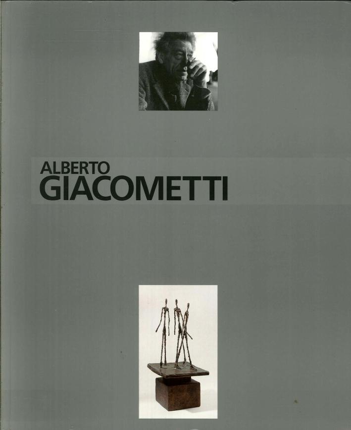 Alberto Giacometti. Sculptures, Peintures, Dessins