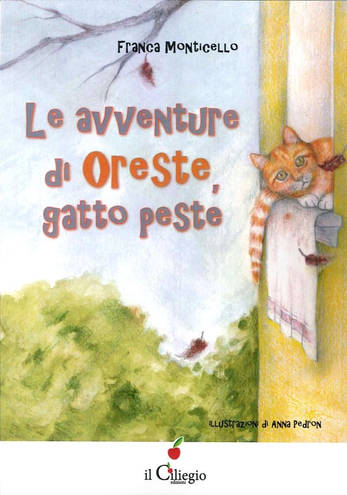 Le Avventure di Oreste, il Gatto Peste