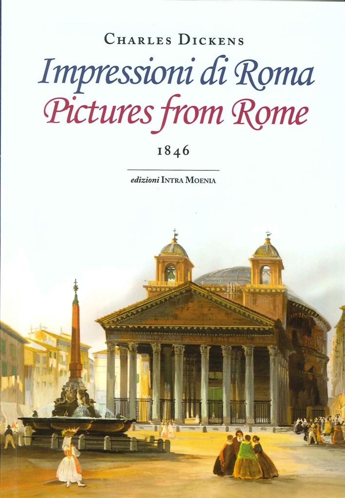 Impressioni di Roma. Pictures From Rome. 1846