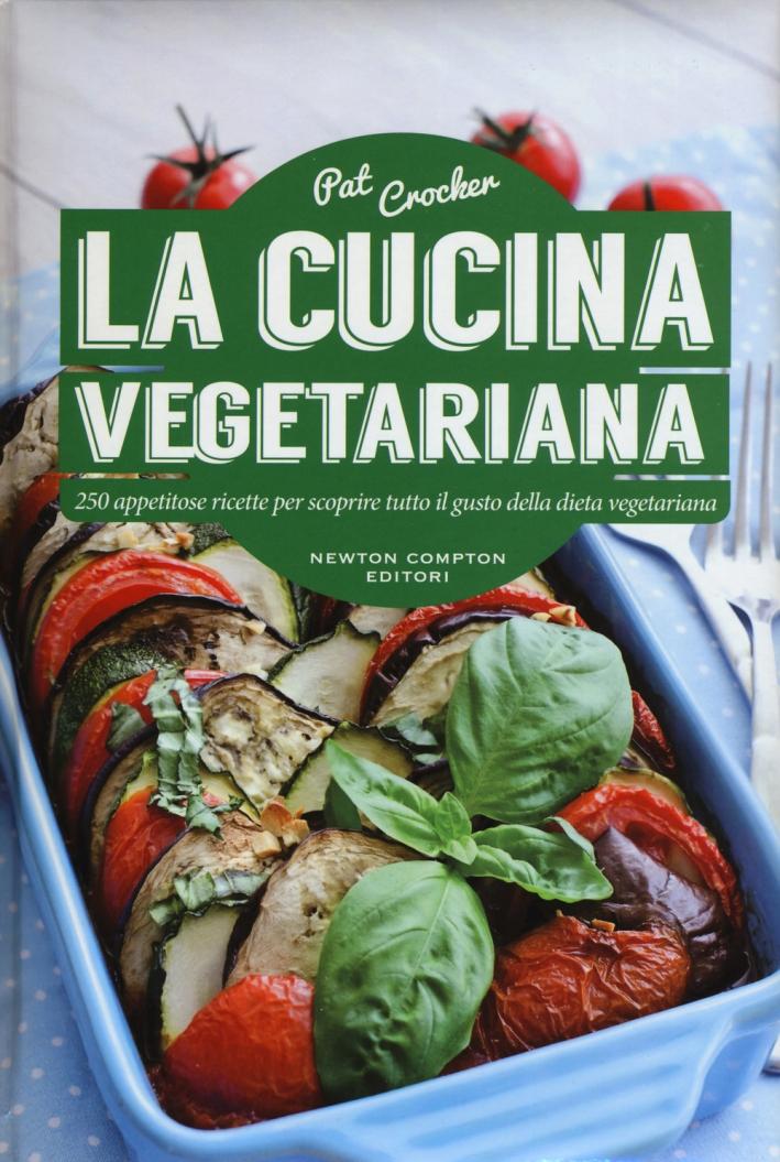 La cucina vegetariana.