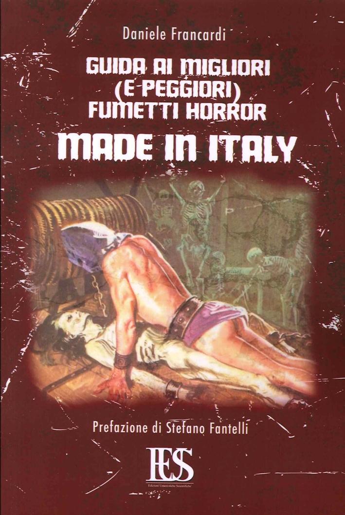 Guida ai Migliori (E Peggiori) Fumetti Horror Made in Italy.