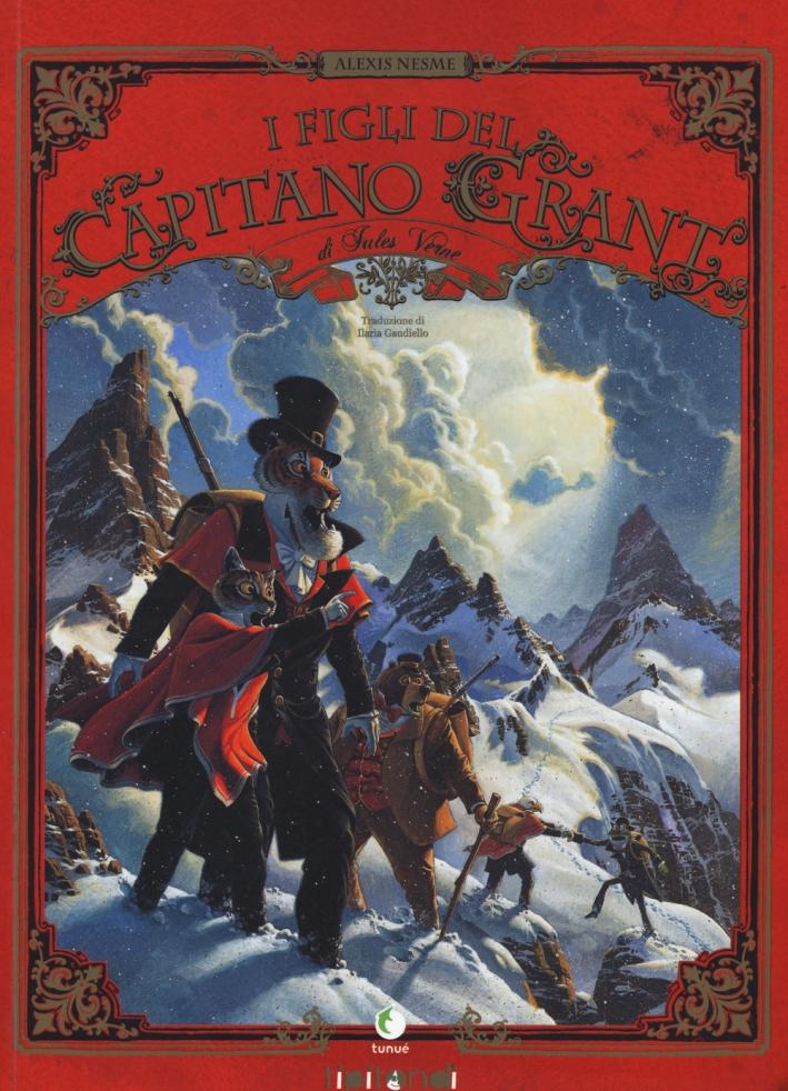 I figli del capitano Grant di Jules Verne