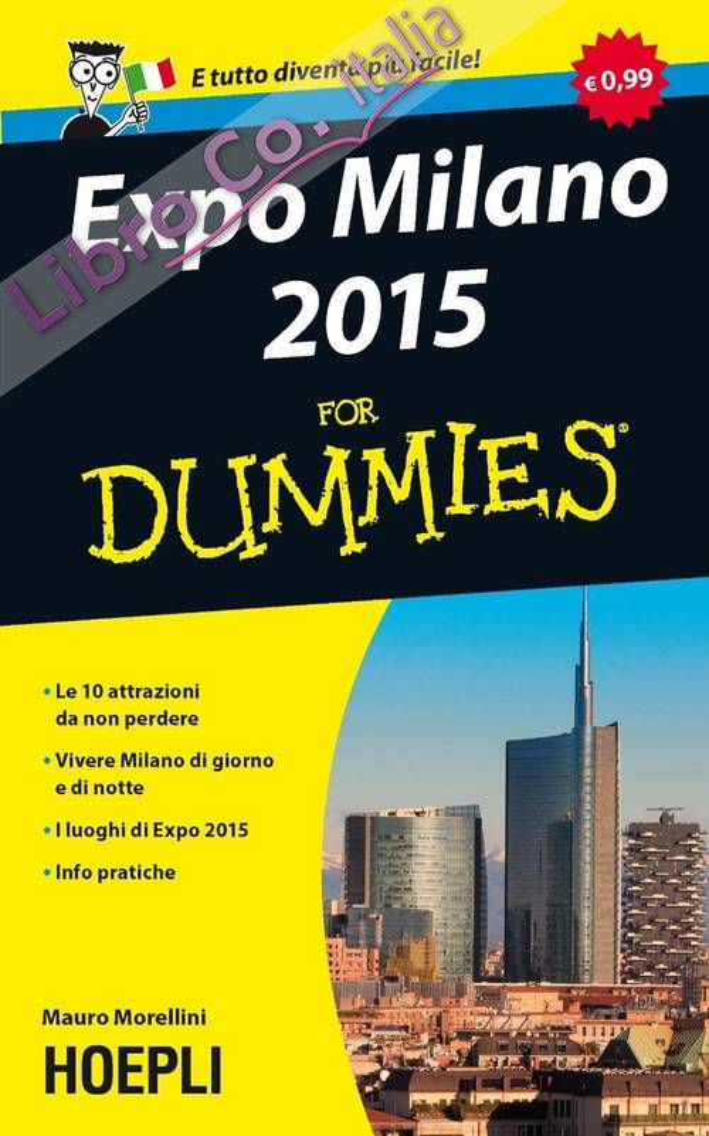 Expo Milano 2015 For Dummies