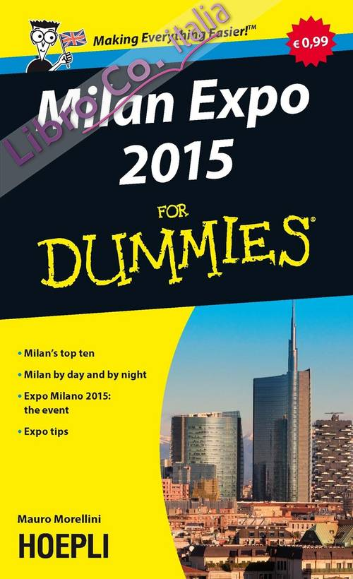 Milan Expo 2015 For Dummies