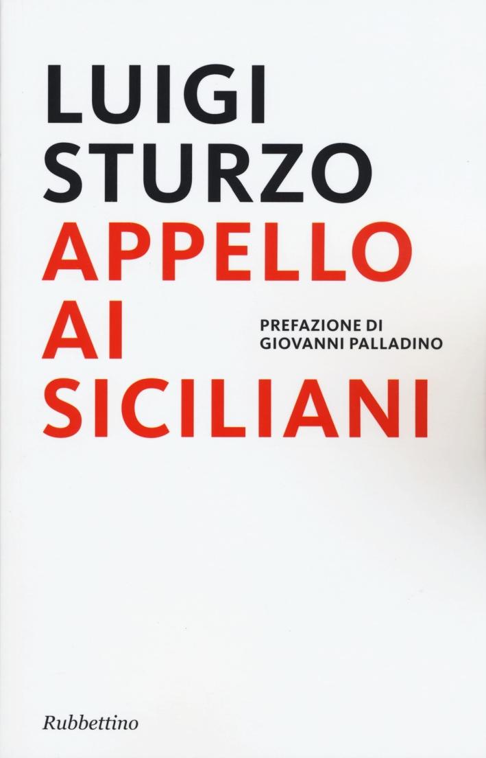 Appello ai siciliani