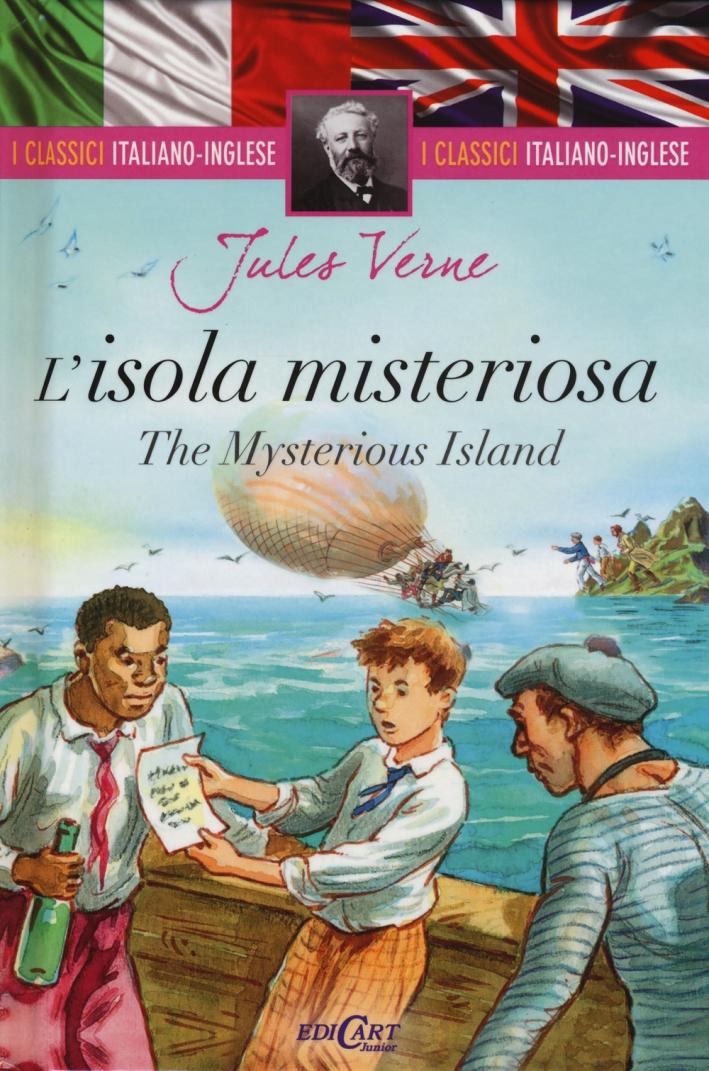 L'isola misteriosa-The mysterious island. Ediz. bilingue