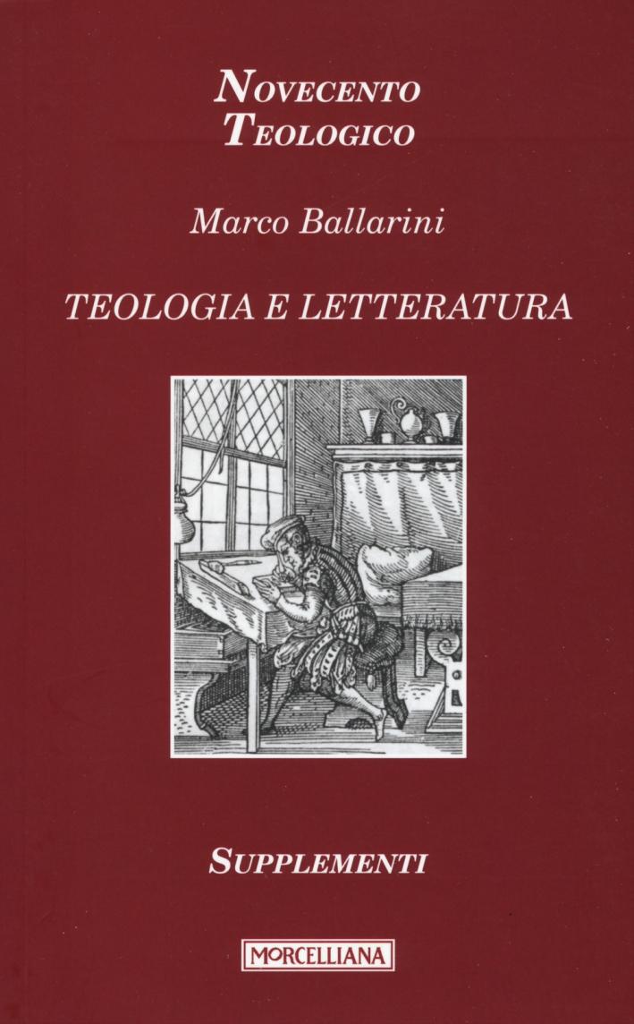 Teologia e letteratura. Supplementi