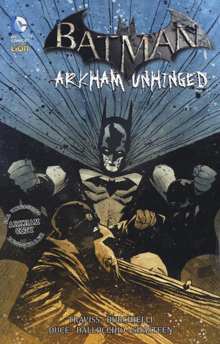 Arkham Unhinged. Batman. Vol. 5