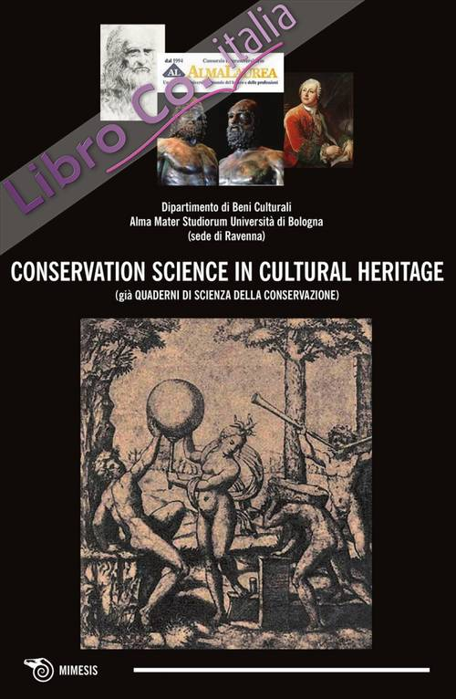 Conservation science in cultural studies. Vol. 14.
