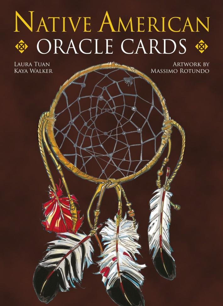 Native American. Oracle cards. Con 33 carte. Ediz. multilingue.