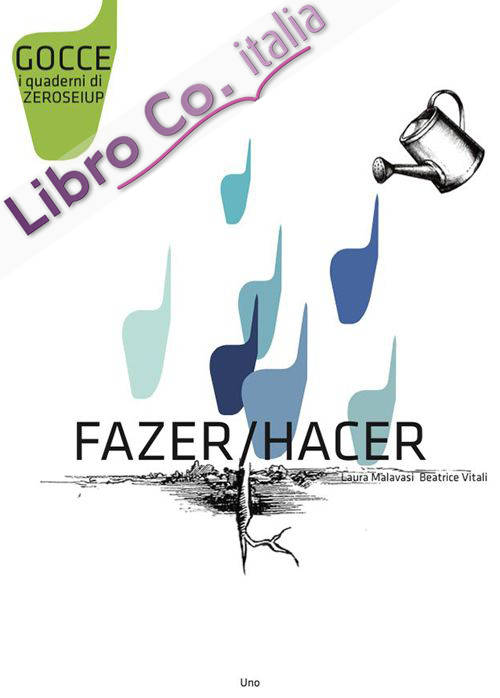 FazerHacer. Ediz. portoghese e spagnola