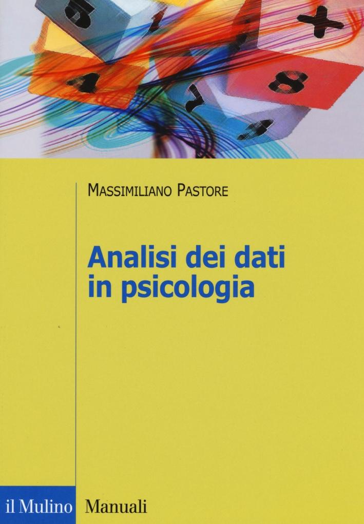 Analisi dei dati in psicologia