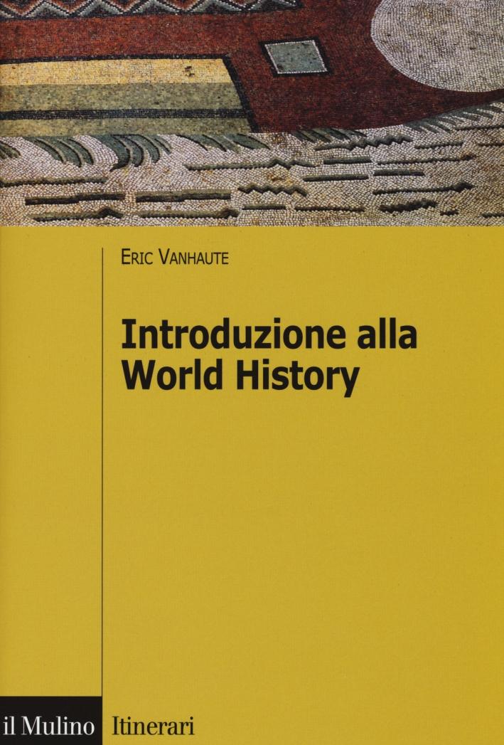 Introduzione alla world history.