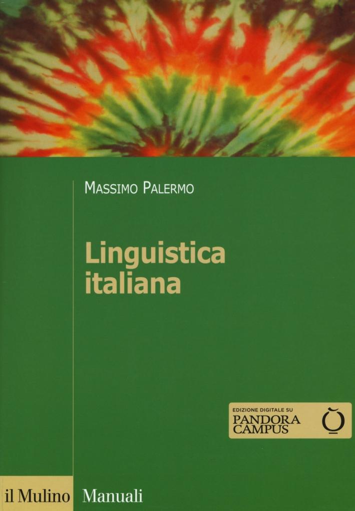 Linguistica italiana.