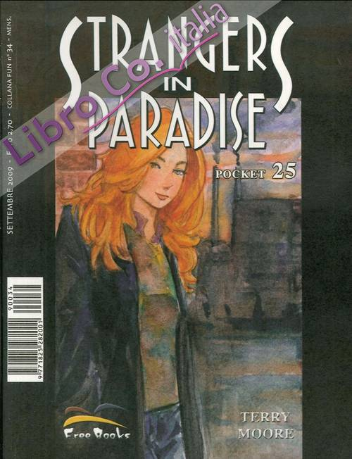 Strangers in Paradise.  Vol. 25. [Pocket Edition]