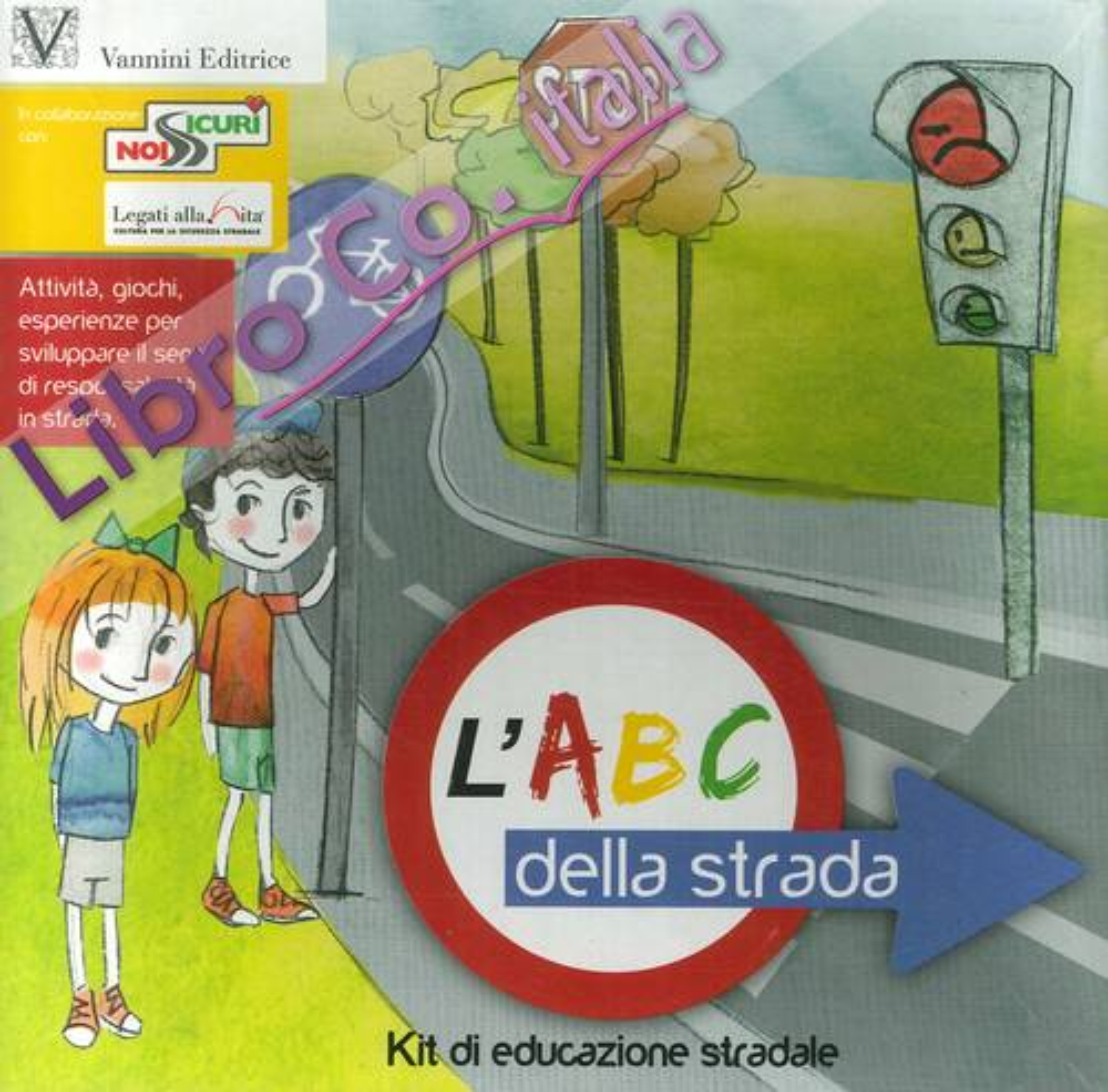 L'ABC della Strada. Kit di Educazione Stradale