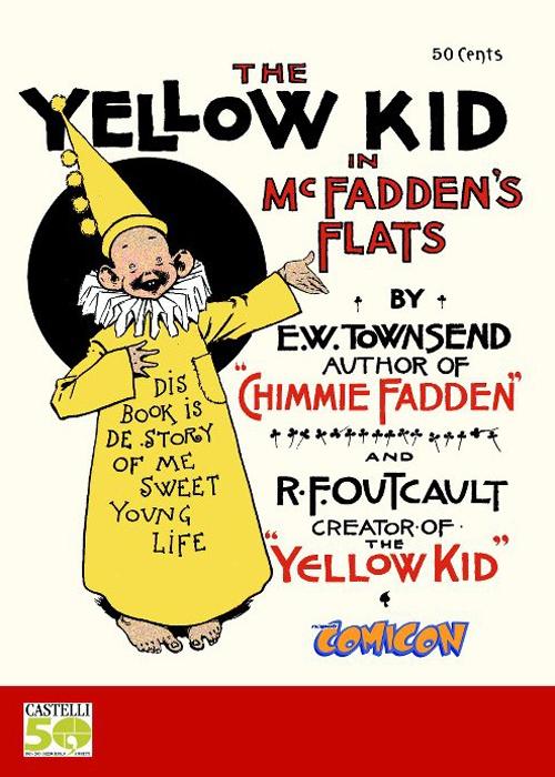 The yellow kid in McFadden's flats. Ediz. italiana