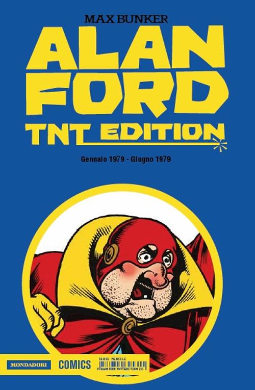 Alan Ford. TNT edition. Vol. 20: Gennaio 1979-Giugno 1979
