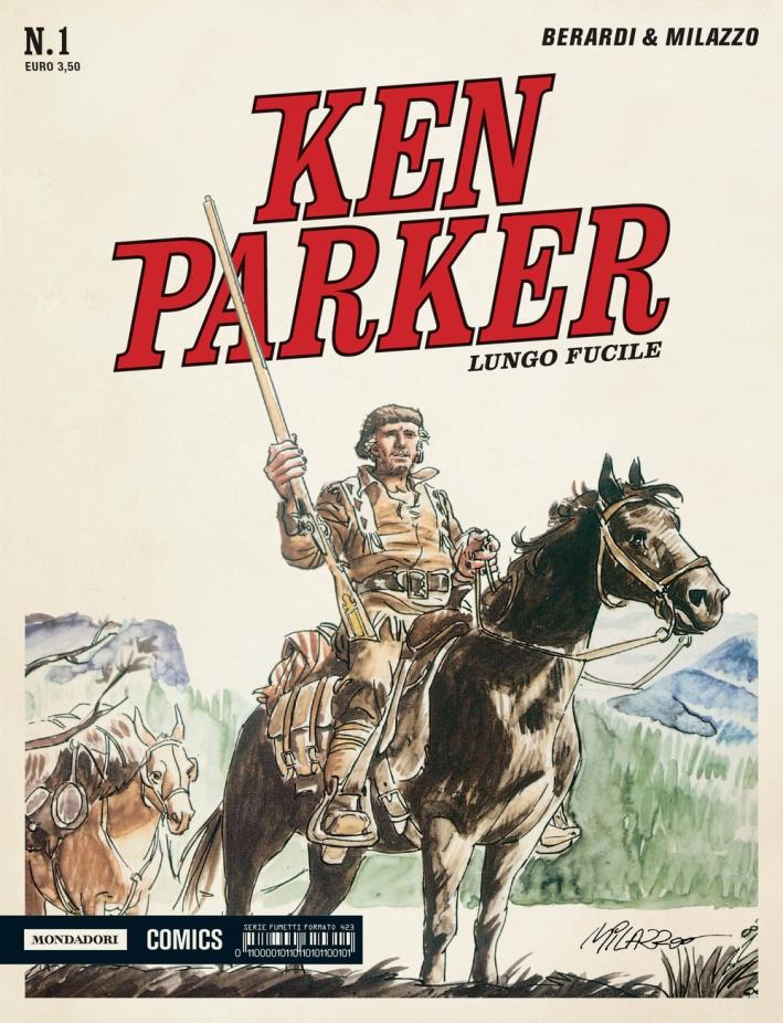 Lungo fucile. Ken Parker classic. Vol. 1