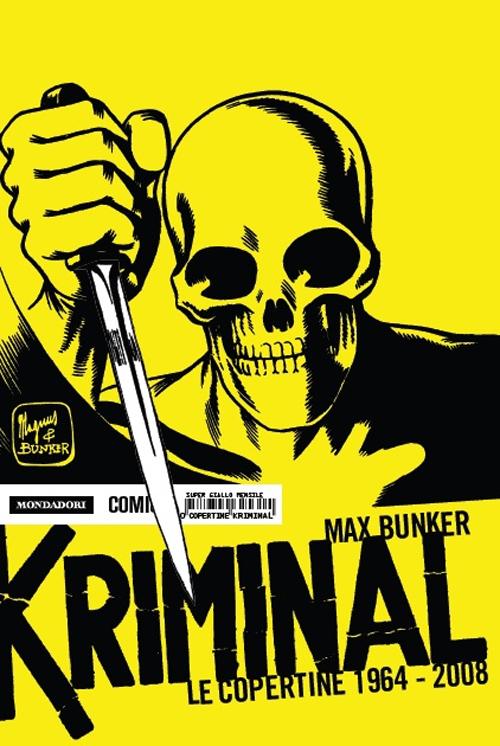 Kriminal. Vol. 20: Le copertine 1964-2008