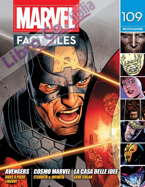 Marvel fact files. Vol. 57: 109-110