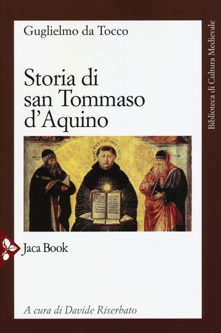 Storia di Tommaso d'Aquino