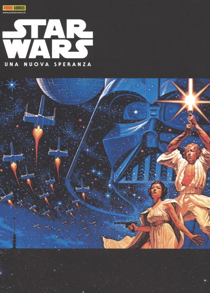 Una nuova speranza. Star wars.