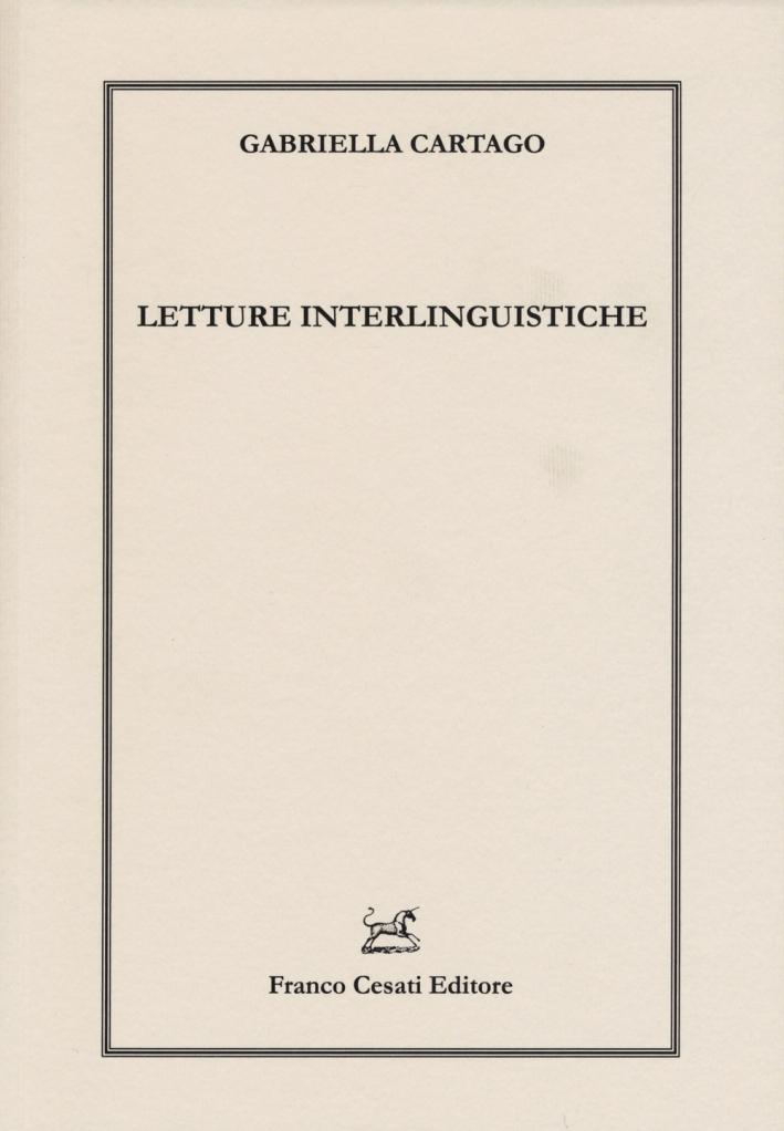 Letture interlinguistiche