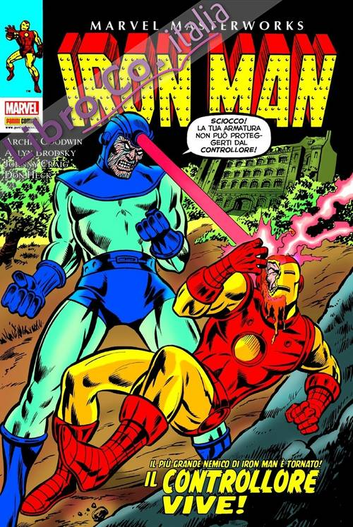 Iron Man. Vol. 6