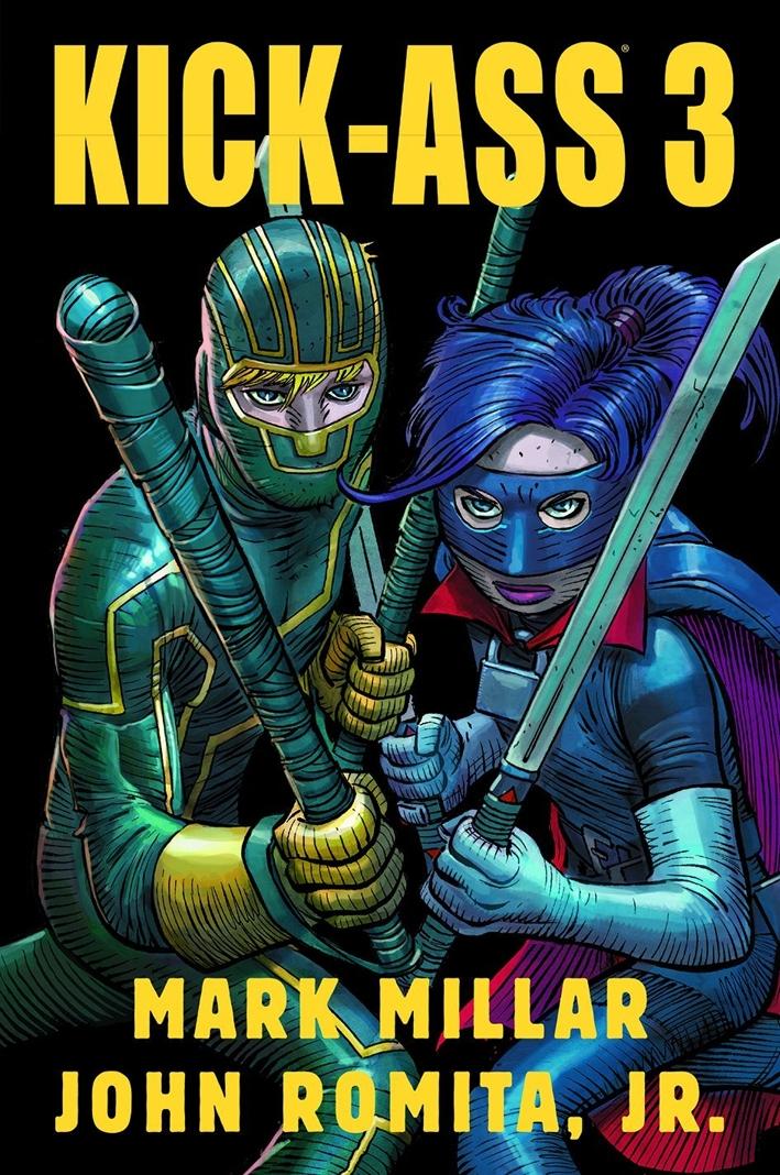 Kick-Ass omnibus. Vol. 3