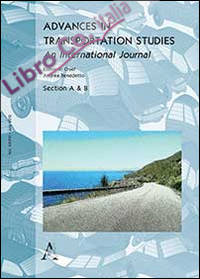 Advances in transportation studies. An International journal (2015). Vol. 36